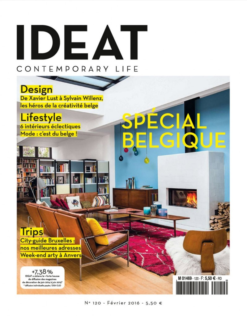 Debuchy by toulet - article magazine IDEAT- baby-foot design - Alain Gilles 2