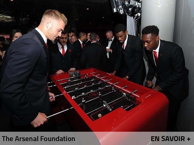 The blackball à Arsenal