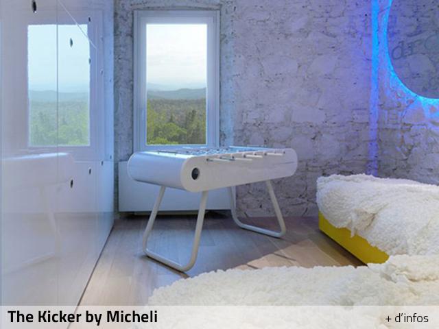 Debuchy By Toulet - The Kicker by Micheli - Modern Design