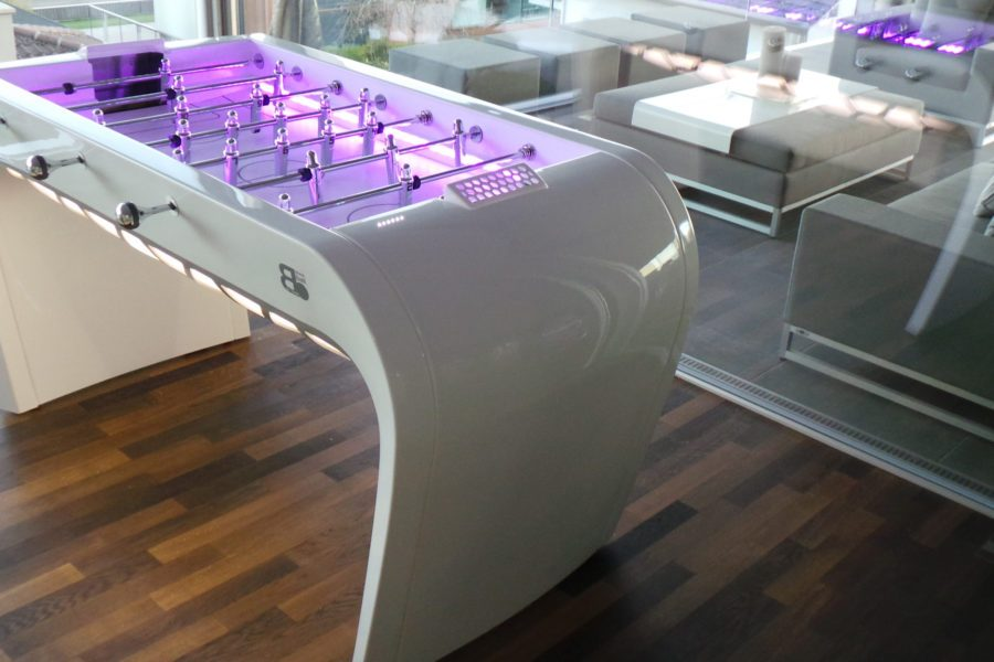 Baby-foot design led Debuchy By Toulet