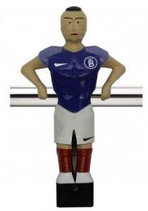 Joueur de baby-foot personnalisé - equipe de football