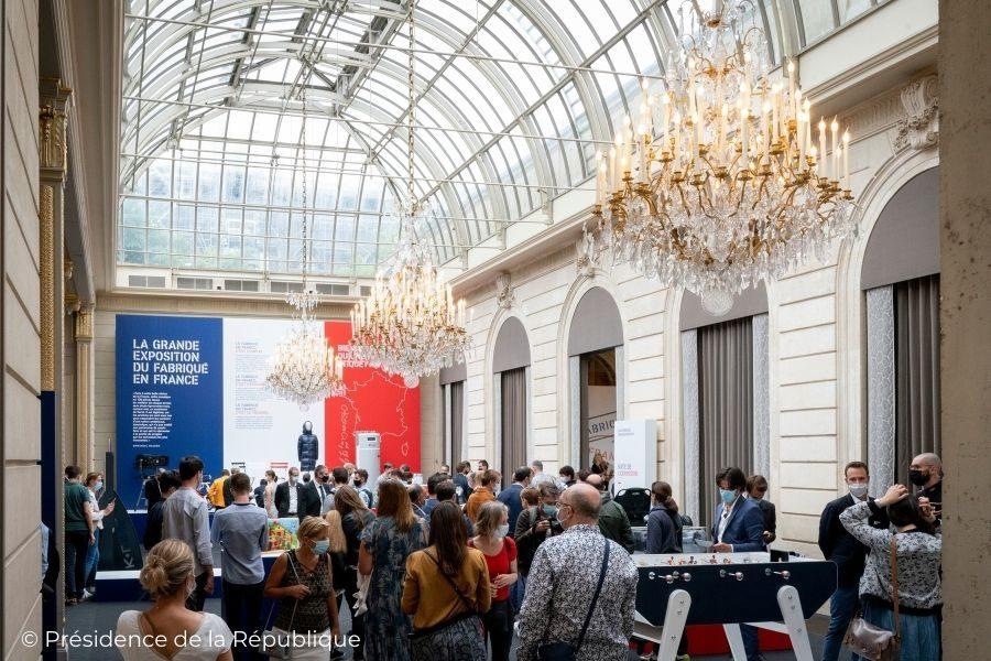 Grande Exposition du Fabriqué en France - Républifoot - Debuchy By Toulet